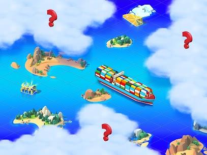 Sea port: Ship Simulator & Strategy Tycoon Game Mod 1.0.177 Apk (Unlocked) 4