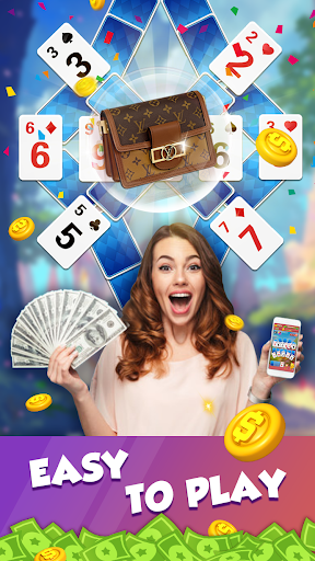 Lucky Solitaire modavailable screenshots 6