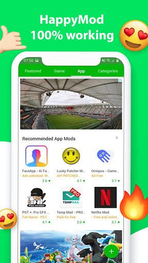 HappyMod Happy Apps -  Amazing Guide Happy Mod  apktcs 1