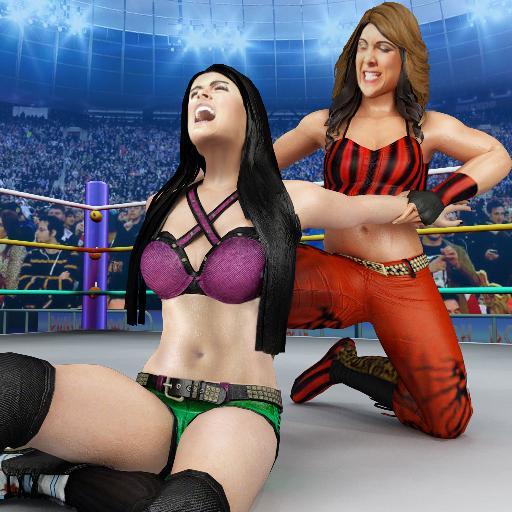 Baixar Bad Girls Wrestling Rumble: Women Fighting Games para Android