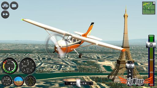 Flight Simulator 2015 FlyWings Free 2.2.0 screenshots 19