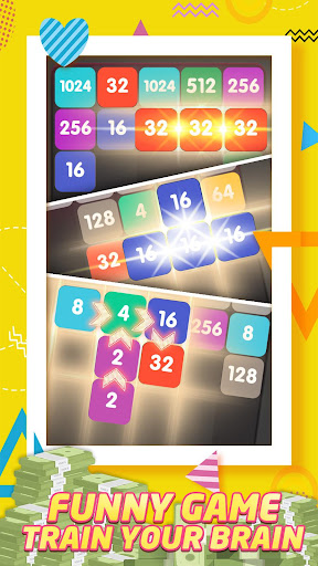 Merge Numbers-2048 Game 1.0.8 screenshots 5