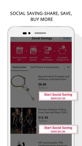 DHgate - online wholesale stores Apkfinish screenshots 5