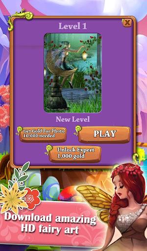 Mahjong Magic Lands: Fairy King's Quest Apkfinish screenshots 5