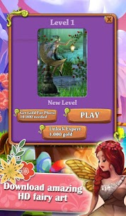 Mahjong Magic Lands: Fairy King's Quest 5