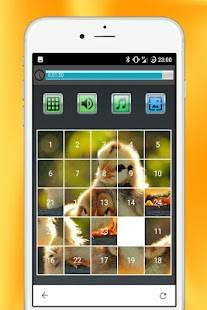 Slider Mania Animals (Puzzles) Screenshot