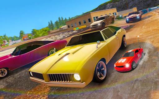 RC Car Racer: Extreme Traffic Adventure Racing 3D screenshots 1