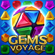 Gems Voyage - Match 3 & Jewel Blast