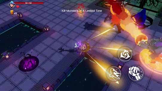 Game of Gods: Best Roguelike ACT Games Mod Apk 1.0.1 2
