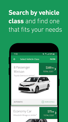 Enterprise Rent-A-Car - Car Rental 4.0.0.489 Screenshots 2