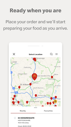 My McDonaldu2019s 6.2.5 screenshots 1