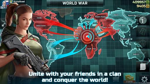 Art of War 3: PvP RTS modern warfare strategy game  screenshots 7