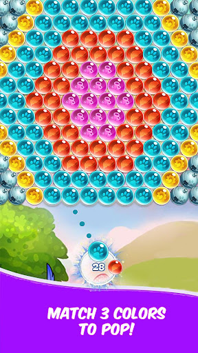 Sky Pop! Bubble Shooter Legend | Puzzle Game 2021 apkslow screenshots 4
