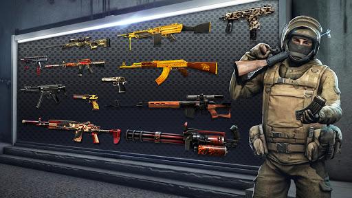 FPS Elite Strike - SWAT Gun Shooting Game 3D  screenshots 12