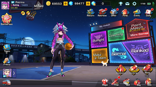 Basketrio: Back in the Game  screenshots 23