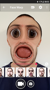 Face Changer Camera Screenshot