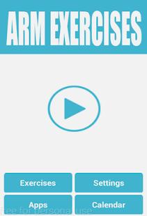 Women's Arm Exercises