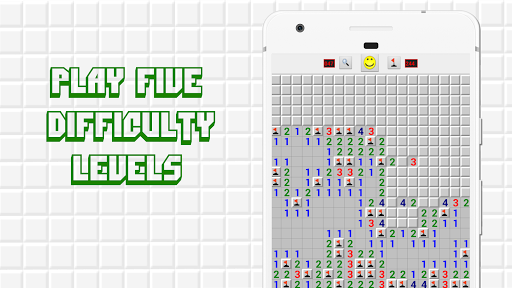 Minesweeper for Android - Free Mines Landmine Game  screenshots 7