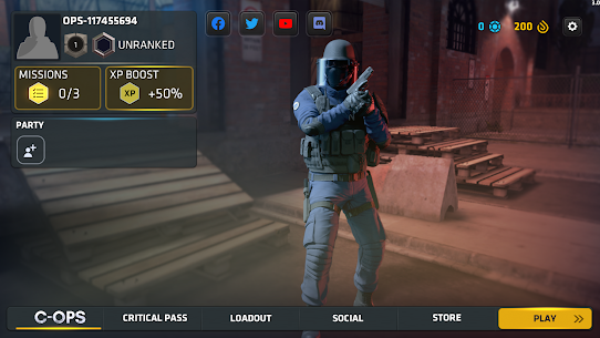 Critical Ops: Online Multiplayer FPS Shooting Game 6