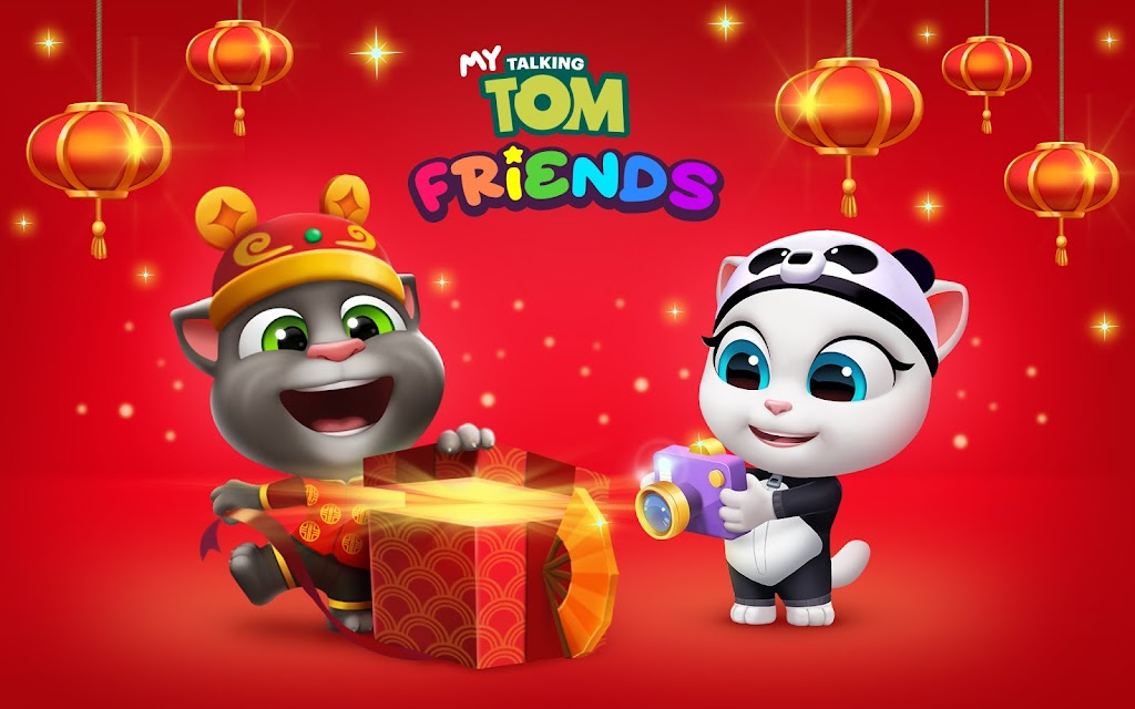 My Talking Tom Friends  poster 13