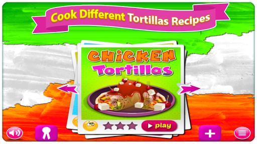 Baking Tortilla 4 - Cooking Games  screenshots 9