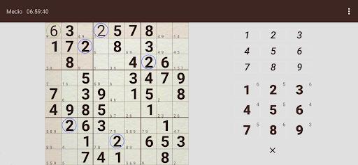Sudoku (Oh no! Another one!) screenshots 7