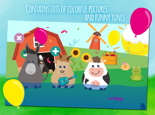 Animals & fruits -  game for toddlers from 1 year 1.0.4 screenshots 5