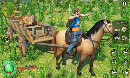 Lost Island Jungle Adventure Hunting Game 5