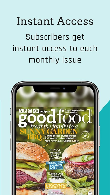 BBC Good Food Magazine - Home Cooking Recipes  poster 7