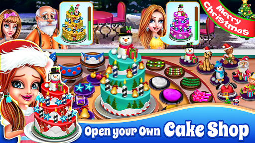 Christmas Cooking : Crazy Restaurant Cooking Games 1.4.42 screenshots 8