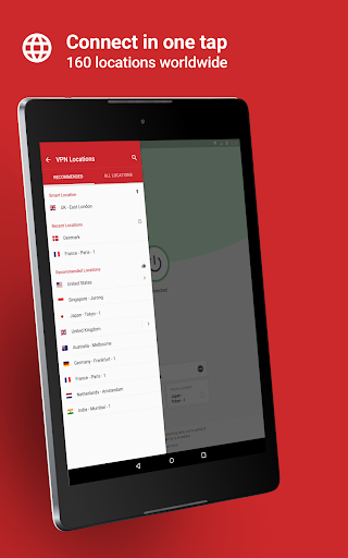 ExpressVPN - #1 Trusted VPN - Secure Private Fast Screenshots 5