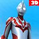 Ultrafighter3D:リバットレジェンドファイティングヒーローズ