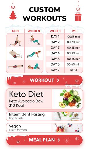 BetterMe: Home Workouts & Diet 4.1.1 Screenshots 3