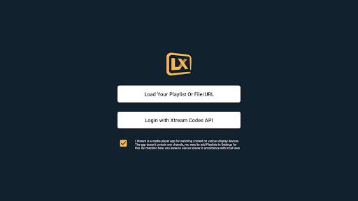 Lxtream Player 1.2.6 Screenshots 3