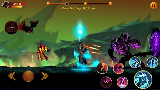 Shadow fighter 2: Shadow & ninja fighting games 1.19.1 Screenshots 8