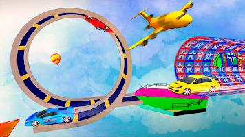 Extreme Stunt Car Racing Game Free: Car GT Racing