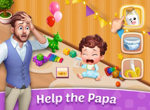 Baby Manor: Baby Raising Simulation & Home Design  screenshots 17