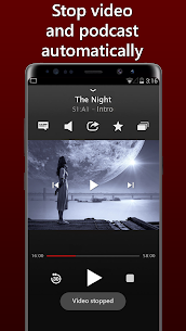 Video Sleep Timer and Podcast (PRO) 1.0.5 Apk 1