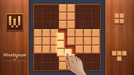Woodagram - Classic Block Puzzle Game modiapk screenshots 1