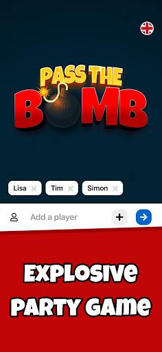 Pass The Bomb  screenshots 1