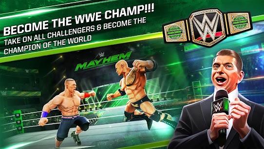 WWE Mayhem Mod Apk 1.33.132 [Unlimited money](100% Working, tested!) 7