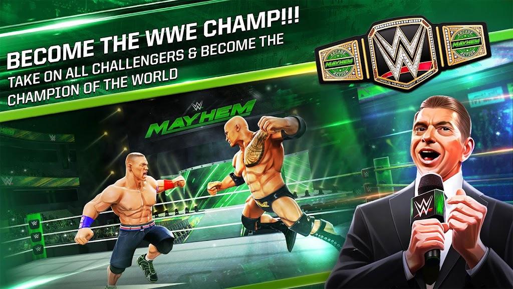 WWE Mayhem poster 6