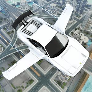 Flying Car Driving 2020  Real Driving Simulator