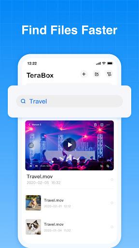 TeraBox Cloud Storage: Cloud Backup & Data backup apktram screenshots 8