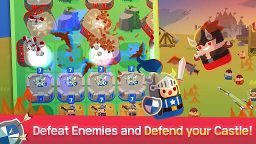 Merge Tactics: Kingdom Defense android2mod screenshots 9