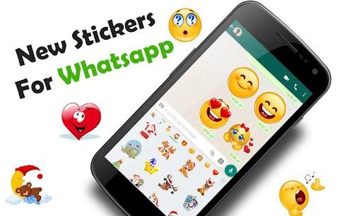 XL Emoji Sticker for WhatsApp (WAStickerApps) apk 1