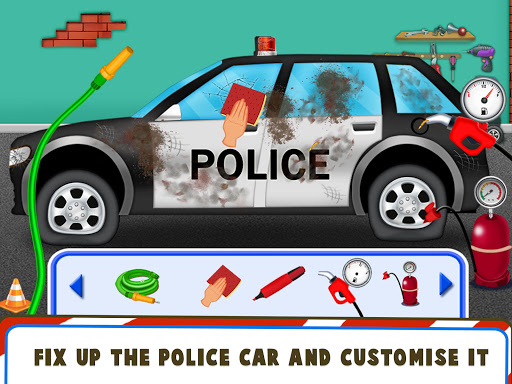 Crazy Policeman - Virtual Cops Police Station apkmr screenshots 6