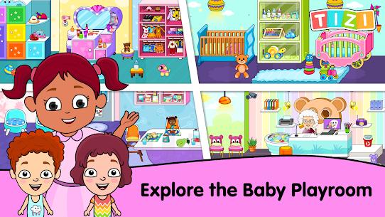Free My Tizi Town – Baby Daycare 1