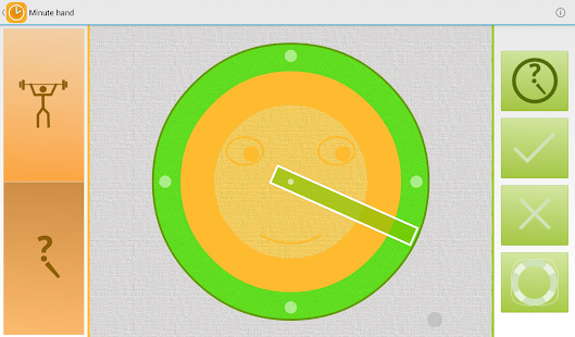 Clock and time for kids (FREE)