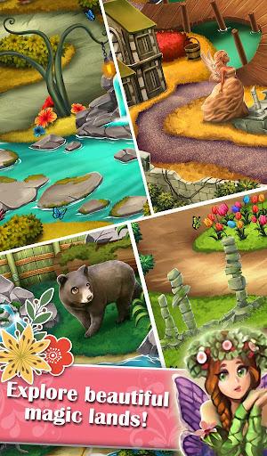 Mahjong Magic Lands: Fairy King's Quest Apkfinish screenshots 10